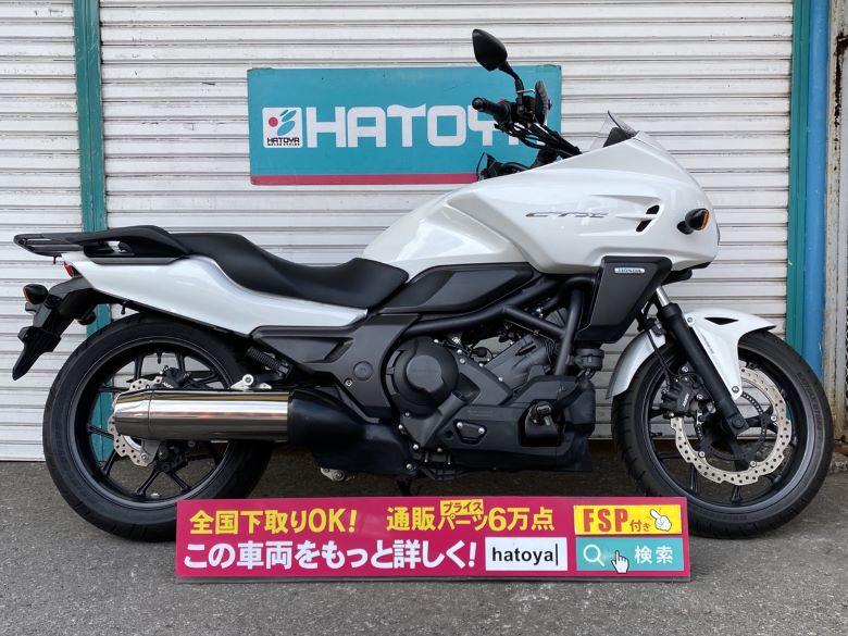 中古 ホンダ CTX700 DCT