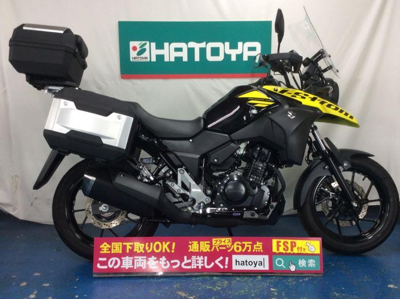 中古 スズキ V-ストローム250