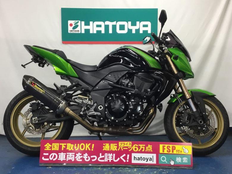 中古 カワサキ Z750R