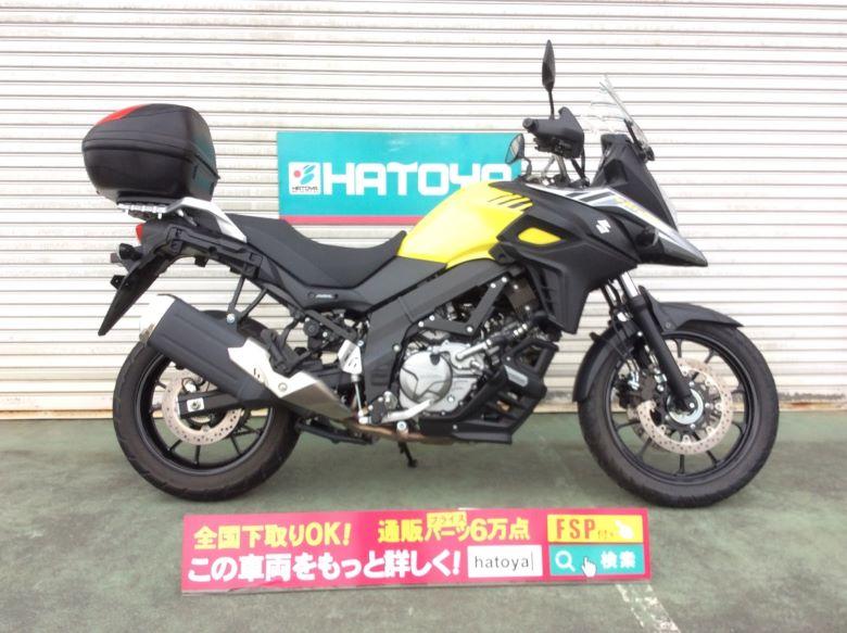 中古 スズキ V-ストローム650