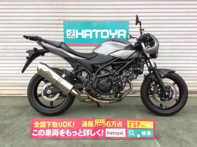 中古 スズキ SV650X