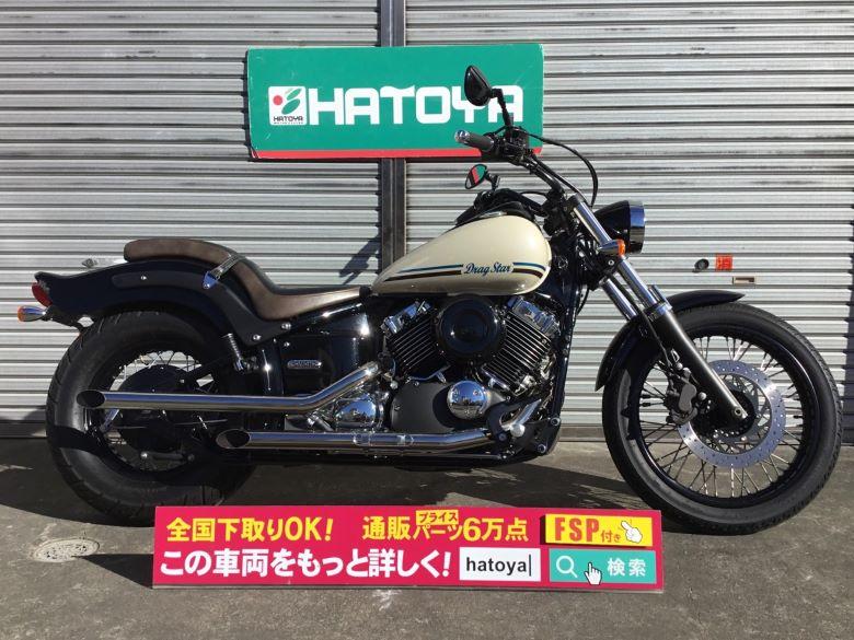 中古 ヤマハ ドラッグスター400
