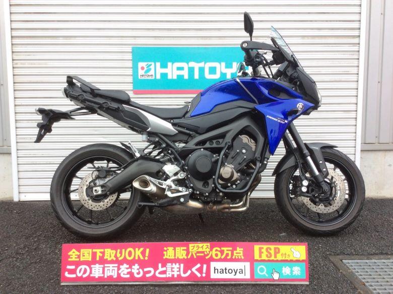 中古 ヤマハ トレイサー900(MT-09トレイサー)
