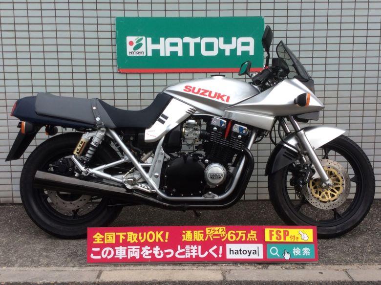 中古 スズキ GSX1100S KATANA