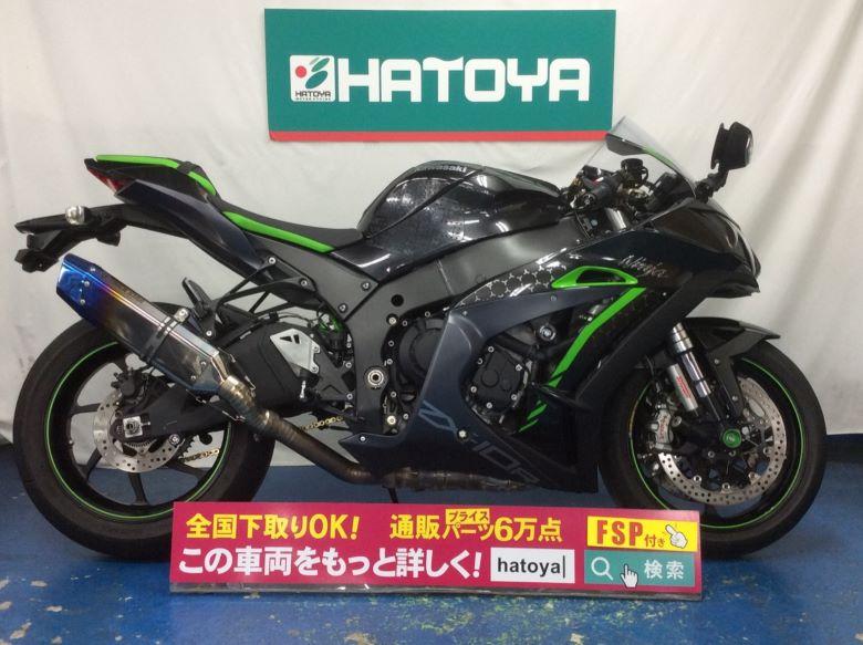 中古 カワサキ Ninja ZX-10R SE
