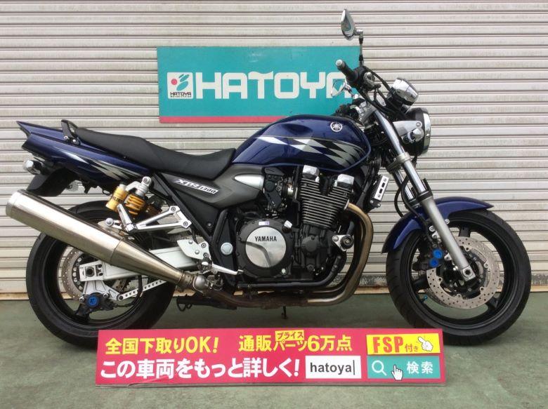 中古 ヤマハ XJR1300