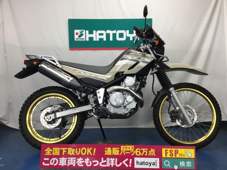 中古 ヤマハ セロー250