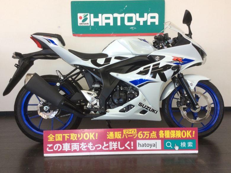 中古 スズキ GSX-R125