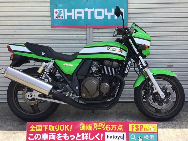 中古 カワサキ ZRX400