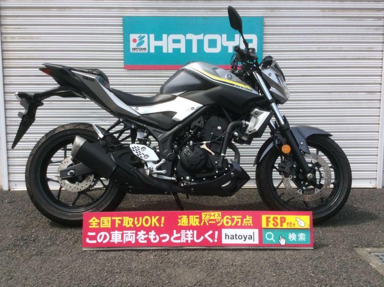 中古 ヤマハ MT-25