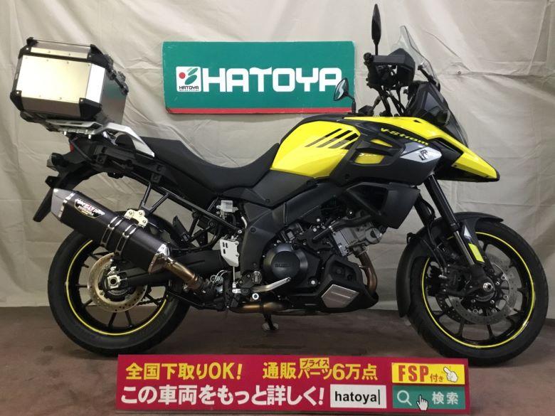中古 スズキ V-ストローム1000