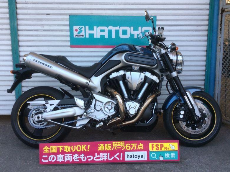 中古 ヤマハ MT-01