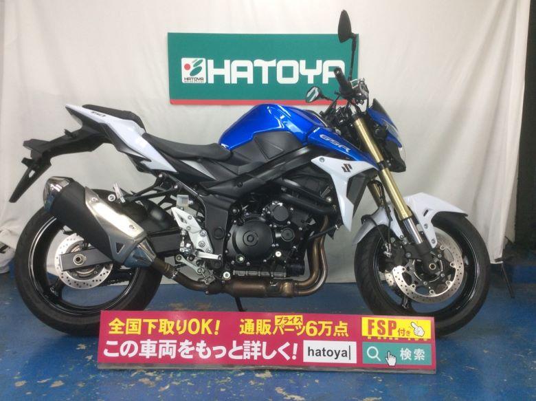 中古 スズキ GSR750