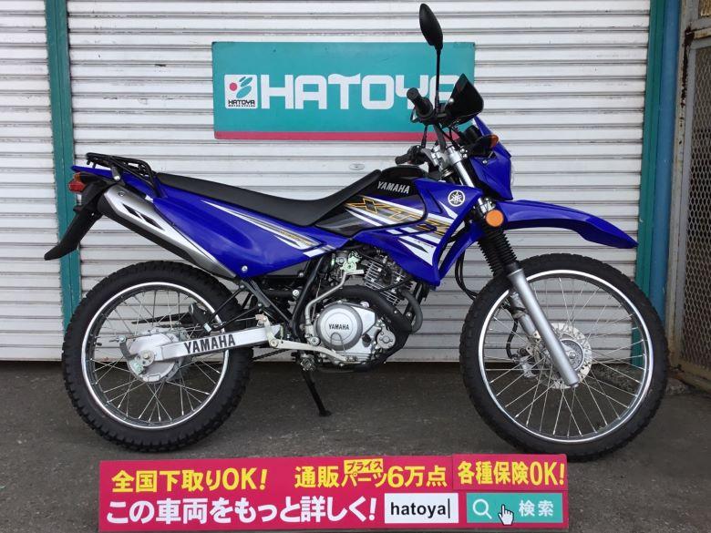 中古 ヤマハ XTZ125