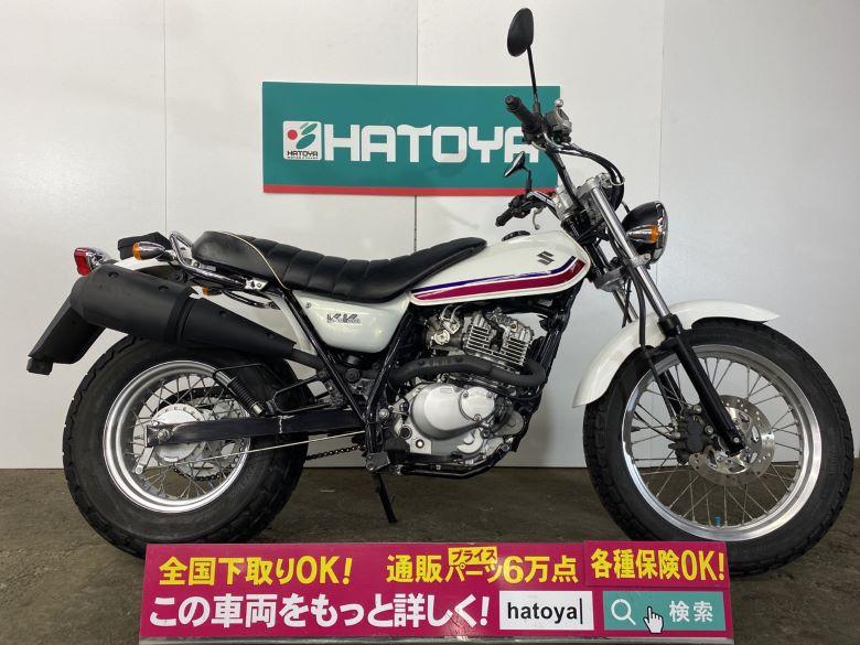 中古 スズキ バンバン200