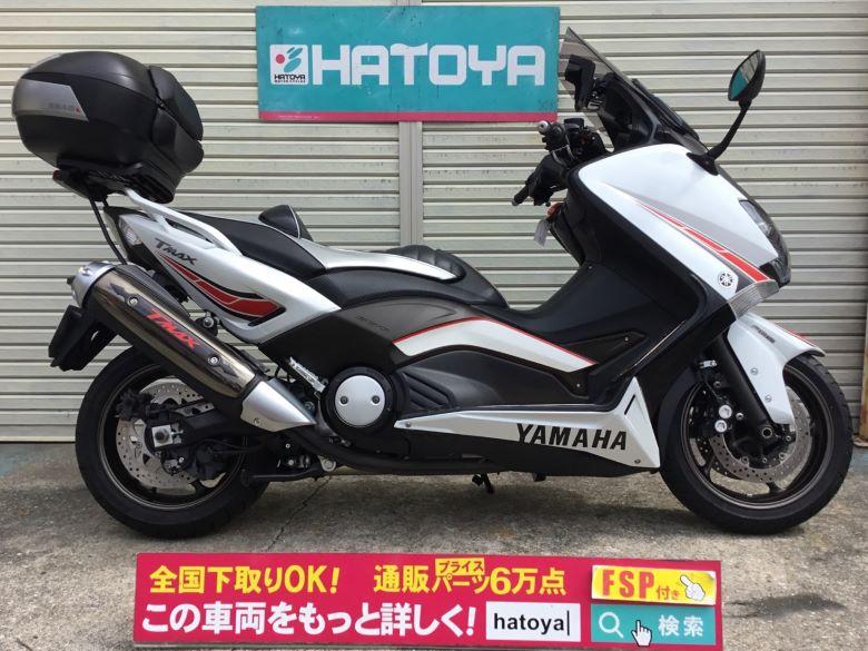中古 ヤマハ TMAX530