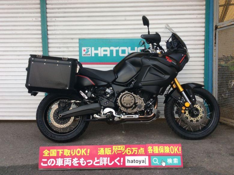 中古 ヤマハ XT1200ZEスーパーテネレ
