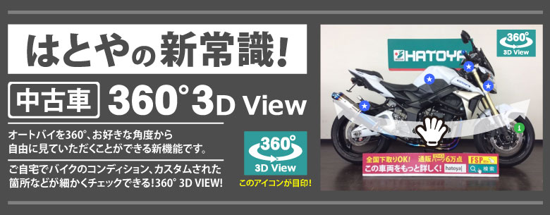 360° 3D VIEW利用方法